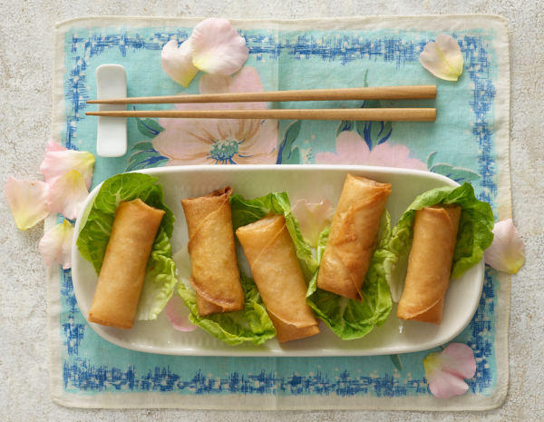 eu600_Vegetable Spring Rolls